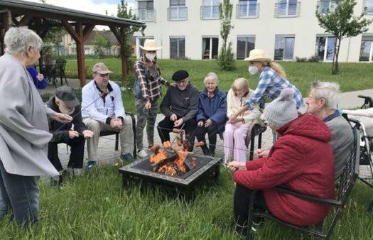 Májová opékačka v SeniorCentru Olomouc